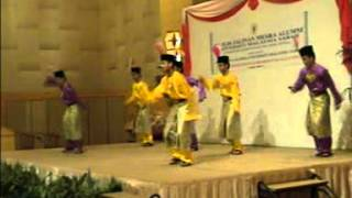 Anggun Dancer - Zapin Ya Salam
