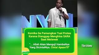 Tanda tanya Episode 05: Heboh Ge Pamungkas & Joshua Dinilai Lecehkan Agama Tuai Protes