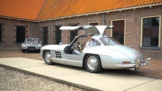 1955 Mercedes-Benz 300SL Gullwing - PURE SOUND!