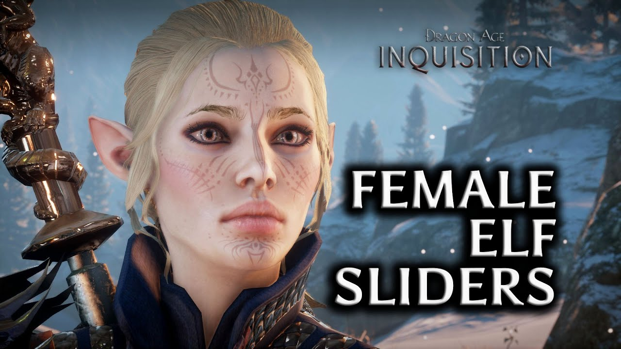 Top Elf Face Female