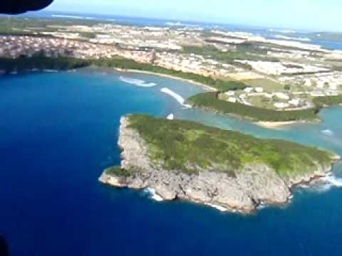 Guam By Air