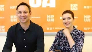 Валерий Харчишин и Янина Соколова о совместном клипе, политике, проектах