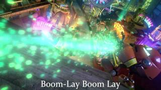 Sonic: Diamond Eyes (Music Video) [With Lyrics]