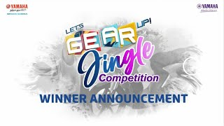 Pengumuman Pemenang Let's GEAR Up Jingle Competition