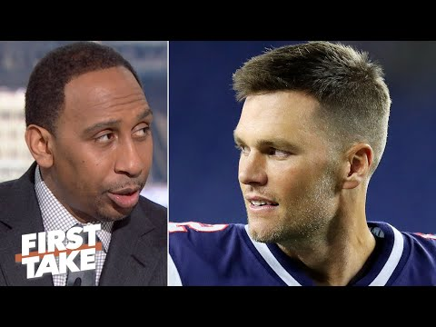 Stephen A. suggests an unlikely landing spot for Tom Brady | First Take