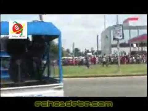 Revolution du 19 août 2017 au togo réprimé par les forces de l'ordre