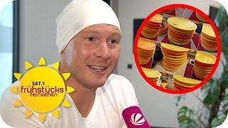 6000 Kalorien pro Tag und Verbot im All You Can Eat-Restaurant!   SAT.1 Frühstücksfernsehen   TV