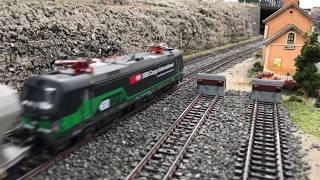 Märklin trains: Br 193 Vectron SBB Cargo International