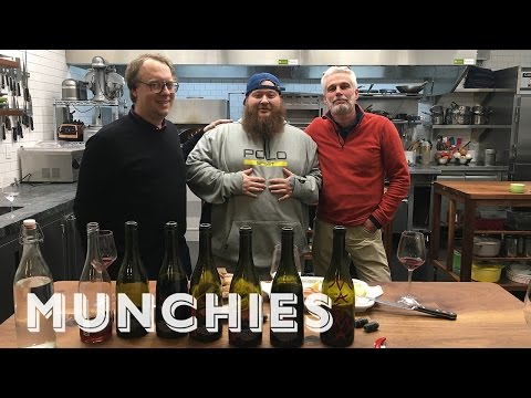 Action Bronson Tastes Natural Wine With Frank Cornelissen