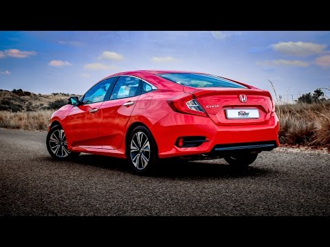 Honda Civic 1.5T Executive - Car review