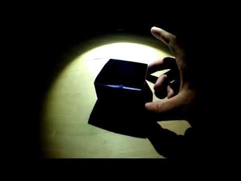Оригами коробка: видео мастер-