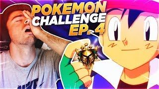 CAN I REACH MY FIRST POKECENTRE? -  Pokémon Challenge EP.4