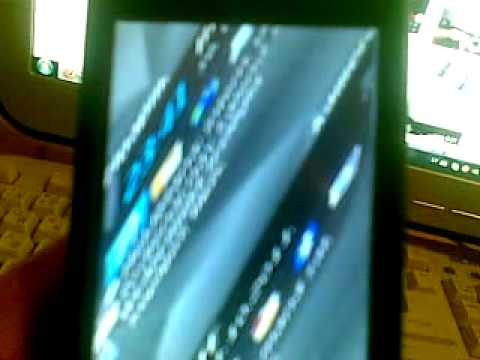 Nokia N95 8GB display problem