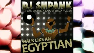 Walk Like An Egyptian (Matt Pop Mix) - DJ Shpank (Bangles cover)