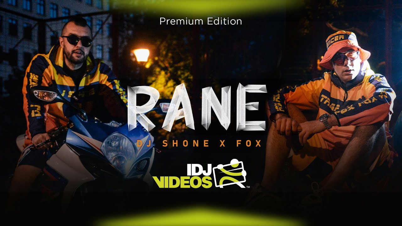 DJ SHONE X FOX - RANE (OFFICIAL VIDEO)