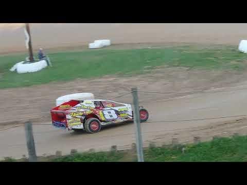 Cole Youse racing 2018. Woodhull Raceway