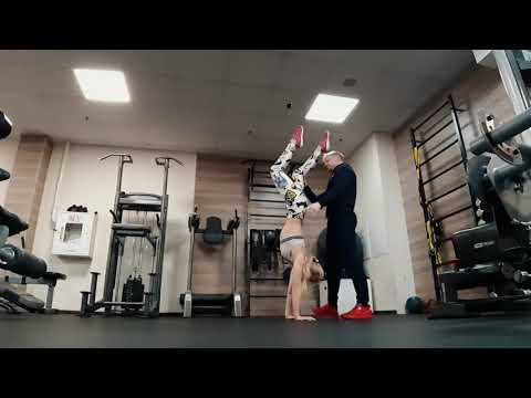 Personal gym training for pole dancers
