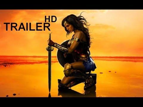 Wonder Woman Origin Trailer (2017)  coming June 2.