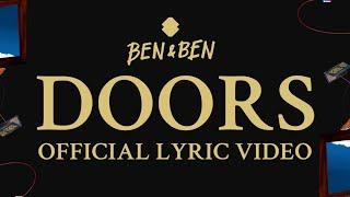 Ben&Ben - Doors | Official  Lyric Video