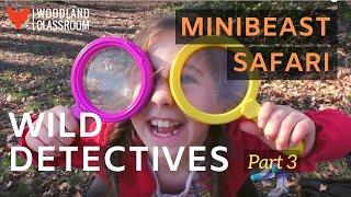 Wild Detectives: Minibeast Safari