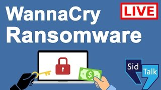 What is Ransomware Attack 2017 | WannaCry Ransomware Live Demo | Decryptor Removal Tool