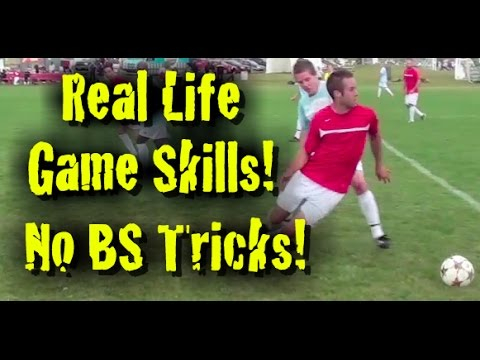 Soccer Skills 2015 | Real Soccer Skills | NO BS Tricks! Match #2