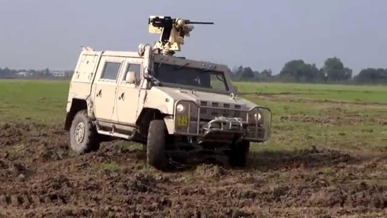 Iveco LMV Military 4x4 Army