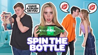 LAST TO SAY NO to Spin The Bottle *Kiss Challenge😘💋**