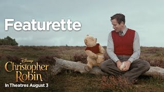 "See Disney's Christopher Robin in theatres August 3. In the heartwarming live action adventure Disney's ""Christopher Robin,"" the young boy who shared ..."