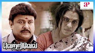 Vetrivel Tamil Movie Scenes   Title Credits   Viji blames Prabhu   Ananth Nag Varsha love scene