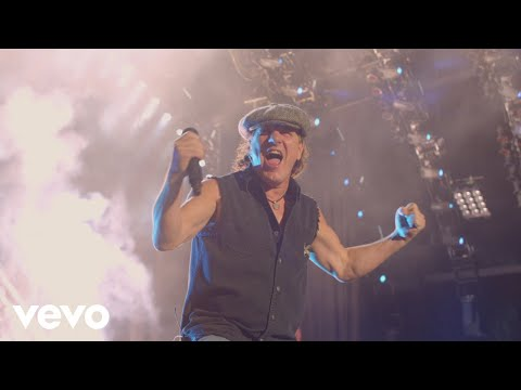 AC/DC - Rock N Roll Train (from Live at River Plate) music