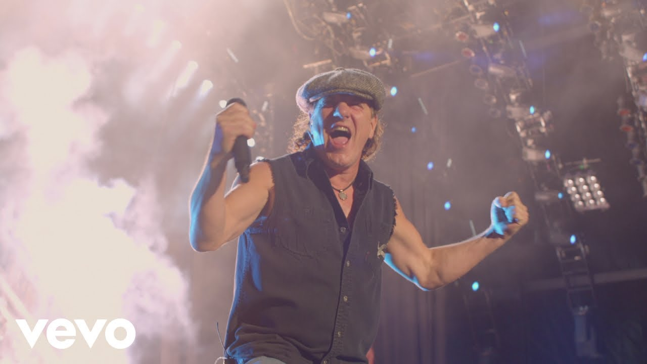A lot of bands know how to rock  Not many know how to roll': AC/DC