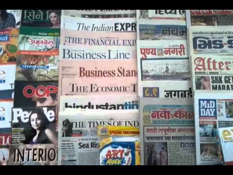 English Newspapers In India