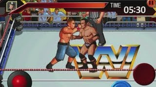 "THQ presents ""WWE WrestleFest"" for iPad, iPod Touch and"