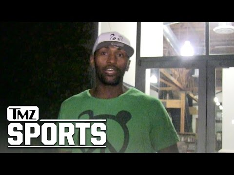 Metta World Peace -- Swaggy P Forgiving D'Angelo Russell ... Shows He's A 'Real Man'