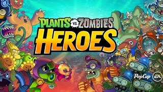Plants vs. Zombies™ Heroes - Electronic Arts Level 1-2