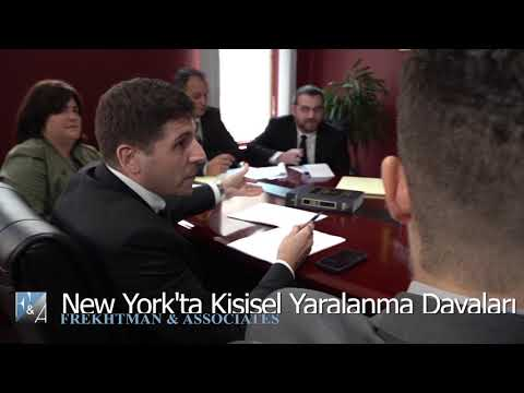 F&A Accident Lawyers - Turkish Speaking Injury Attorneys