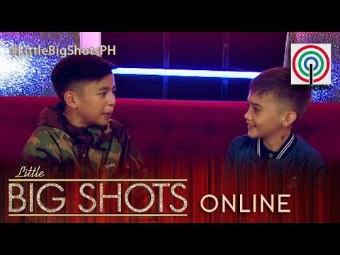 Little Big Shots Philippines Online: George | Comedy Close Up Magician