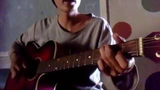 Hối Hận Trong Anh Guitar cover by Hoàng Quốc Tiến