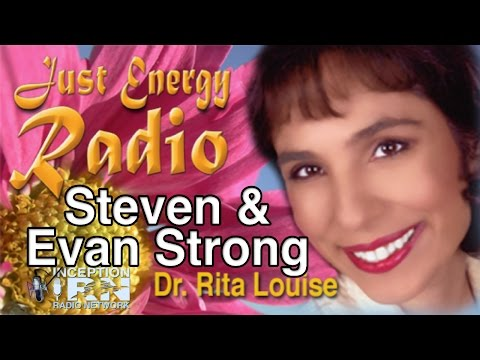 Steven & Evan Strong - Aboriginal Mysteries - Just Energy Radio