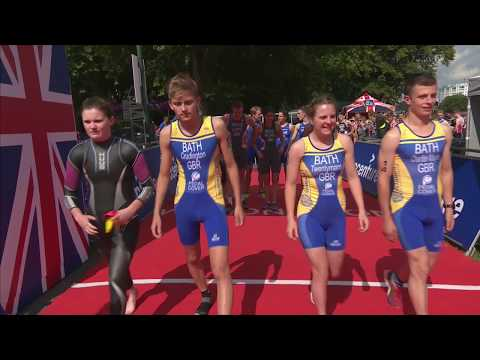 Accenture British Triathlon Mixed Relay Cup Nottingham 2017