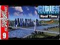 Cities: Skylines Real Time - Building Wonderland Part 9 ► TWIN BRIDGES ◀ Gameplay/Tips