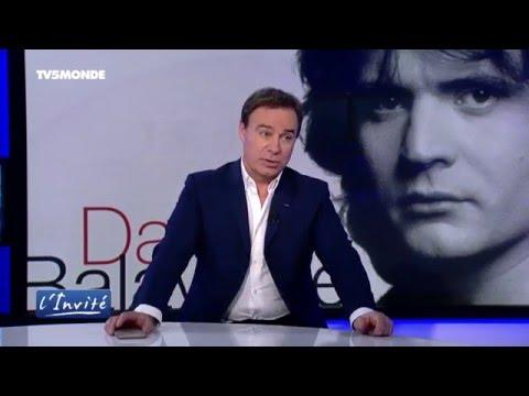 """Fabien LECŒUVRE : """"Hommage à Daniel Balavoine"""""""