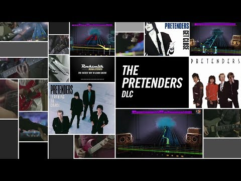 The Pretenders - Rocksmith 2014 Edition Remastered DLC