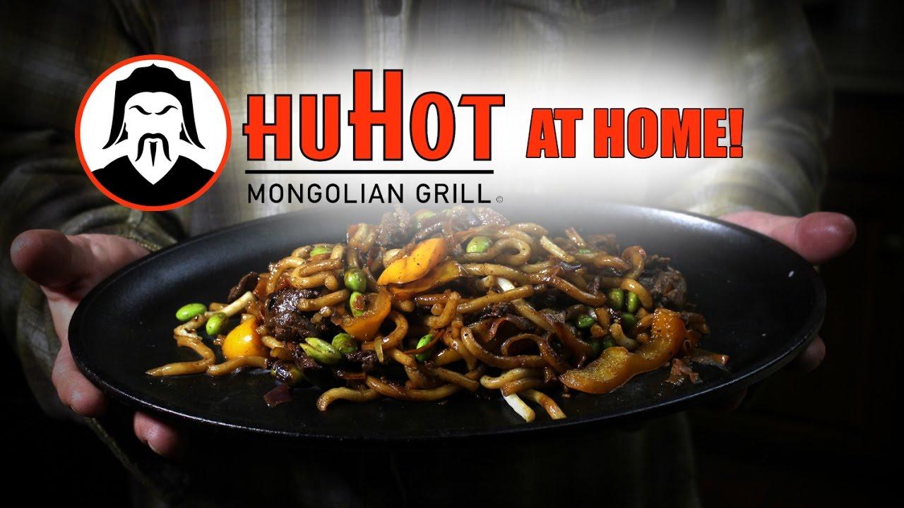 how to make mongolian stir fry