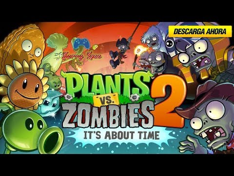 Descargar PLANTAS VS ZOMBIES 2 Para Pc (sin usar emulador android) 2019