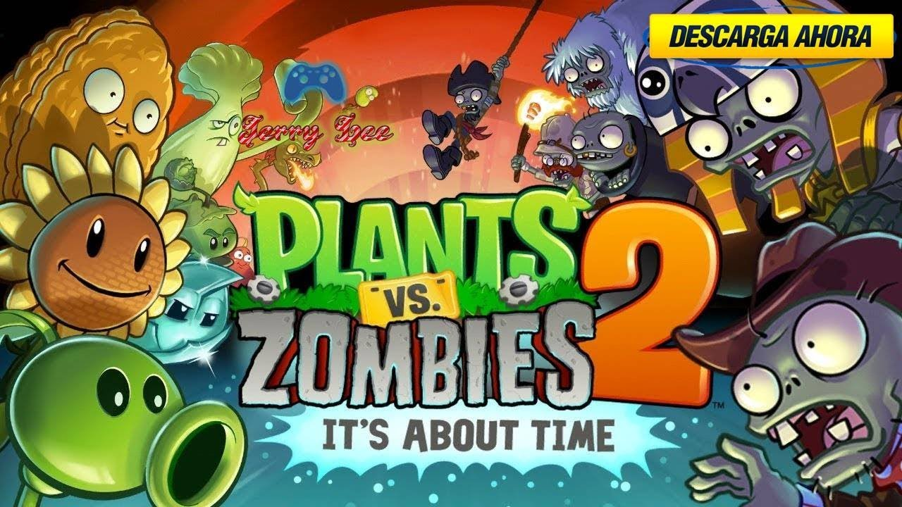 Descargar Plantas Vs Zombies 2 Sin Usar Emulador Android Para Pc Youtube