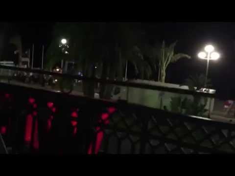 Nice terror attack: Footage shows truck on Promenade des Anglais