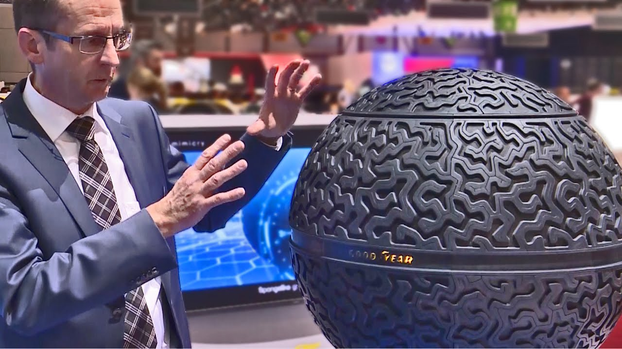 Is this the future of tyres?