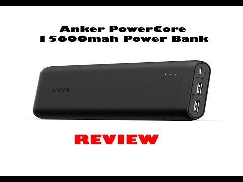 Review Anker Powercore 20100 Ultra High Capacity Power